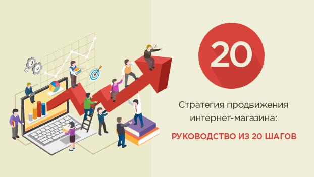 15c2a4b0f18 Стратегия продвижения интернет-магазина  руководство из 20 шагов